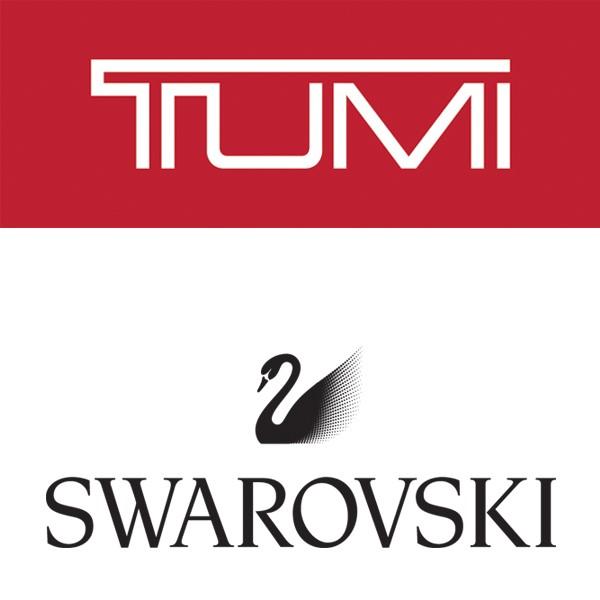 Tumi/Swarovski store