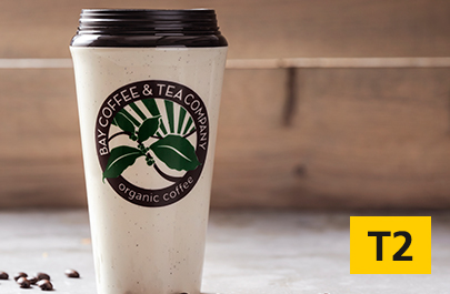 Bay Coffee and Tea product
