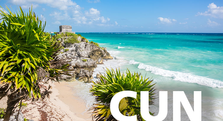 Cancun airport code