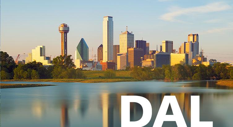 Dallas - Love Field airport code