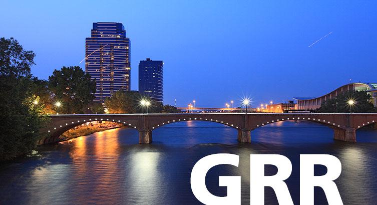 Grand Rapids airport code
