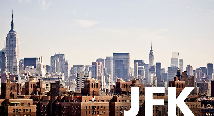 New York - JFK airport code