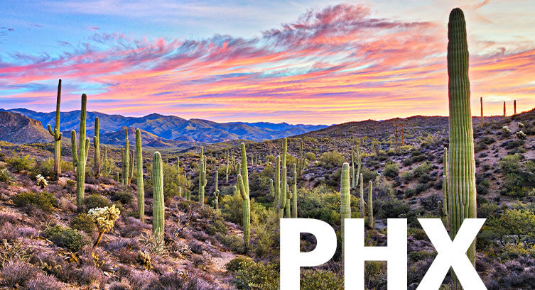 Phoenix airport code
