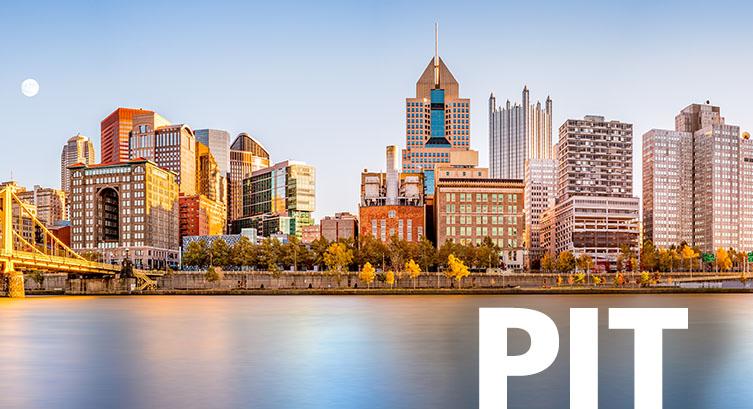 Pittsburgh airport code