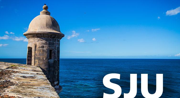 San Juan Puerto Rico airport code